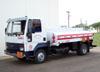 Caminhão com 5 mil litros de AvGas, distribuídos gratuitamente às aeronaves presentes.