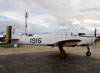 Neiva T-25A Universal, FAB 1916, da FAB (Força Aérea Brasileira). (22/06/2012)