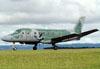 Embraer EMB-110K1 Bandeirante (C-95CM), FAB 2332, do 3º ETA (Esquadrão de Transporte Aéreo) da FAB (Força Aérea Brasileira). (22/06/2012)