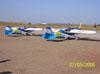 Ultraleves Rans S-10 do Hangar Del Cielo, da Argentina, pilotados por Cesar Falistocco e Gustavo Passano.