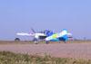 Ultraleve Rans S-10 do Hangar Del Cielo, da Argentina, pilotado por Gustavo Passano.