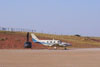 Piper PA-31T1 Cheyenne, PT-WMX, e Bell UH-1H Iroquois da FAB.