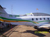 Pilatus PC-12 do Grupo Maggi (PR-AGM).