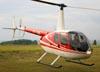 Robinson R44, PT-YAB. (08/05/2010) Foto: Bruno Scmidt.
