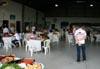 Almoço. (08/05/2010) Foto: Bruno Scmidt.