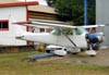 Cessna 172G Skyhawk, PT-CLF. (08/05/2010) Foto: Bruno Scmidt.