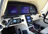 Cabine de pilotagem do Cirrus SR-22 G2, PR-MNG.