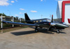 Piper PA-34-220T Seneca IV, PT-WFY, da Next Aviation. (28/06/2015)