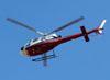 """Eurocopter AS-350 B2 """"Esquilo"""", PR-DMG, da Power Helicópteros. (11/08/2011)"""