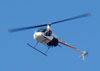 Robinson R22 Beta II, PT-YRQ. (11/08/2011)