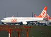 Boeing 737-8EH, PR-GUQ, da GOL. (25/10/2012)