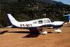 Piper/Neiva EMB-710C Carioca, PT-NFT. Foto: Wesley Minuano.