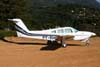 Piper/Neiva EMB-711ST Corisco II Turbo, PT-RHG. Foto: Wesley Minuano.