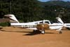 Piper/Neiva EMB-711ST Corisco II Turbo, PT-RZF. Foto: Wesley Minuano.