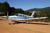 Piper/Neiva EMB-711ST Corisco II Turbo, PT-RPI. Foto: Wesley Minuano.
