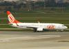 Boeing 737-8Q8, PR-GIX, da GOL. (04/07/2013)