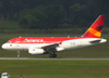 Airbus A318-122, PR-ONH, da Avianca Brasil. (04/07/2013)
