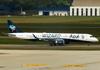 Embraer 195AR, PR-AYU, da Azul. (04/07/2013)