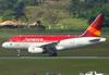 Airbus A318-122, PR-AVL, da Avianca Brasil. (04/07/2013)