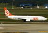 Boeing 737-86N, PR-GIW, da GOL. (04/07/2013)