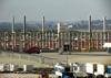 Construção do terminal de passageiros 3 do GRU Airport. (04/07/2013)