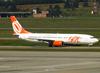 Boeing 737-809, PR-GIU, da GOL. (04/07/2013)