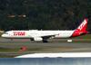 Airbus A321-231, PT-MXB, da TAM. (04/07/2013)