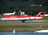 Fokker 100 (F28MK0100), PR-OAR, da Avianca Brasil. (04/07/2013)