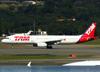 Airbus A321-231, PT-MXH, da TAM. (04/07/2013)