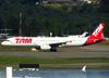 Airbus A321-231, PT-MXJ, da TAM. (04/07/2013)