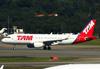 Airbus A320-214 (SL), PR-MYY, da TAM. (04/07/2013)