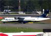 ATR 72-600 (ATR 72-212A), PR-AQD, da Azul. (04/07/2013)