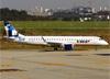 Embraer 190LR, PR-PJM, da Azul (TRIP). (04/07/2013)