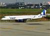 Embraer 190LR, PP-PJT, da Azul (TRIP). (04/07/2013)