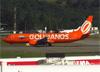 Boeing 737-8EH (SFP), PR-GTF, da GOL. (04/07/2013)