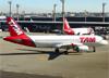 Airbus A320-214, PR-MYD, da TAM. (04/07/2013)