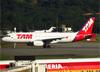 Airbus A320-232, PT-MZL, da TAM. (04/07/2013)