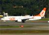 Boeing 737-8HX (WL), PR-GUP, da GOL. (04/07/2013)