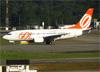 Boeing 737-76N, PR-GOH, da GOL. (04/07/2013)