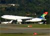 Airbus A330-243, ZS-SXY, da South African Airways. (04/07/2013)