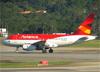 Airbus A318-122, PR-ONC, da Avianca Brasil. (04/07/2013)
