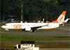 Boeing 737-8EH (SFP), PR-GTY, da GOL. (04/07/2013)