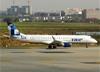Embraer 190LR, PP-PJT, da Azul (TRIP). (28/08/2013)