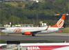 Boeing 737-8EH (SFP), PR-GGT, da GOL. (28/08/2013)