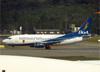 Boeing 737-3Q8, CP-2716, da BoA (Boliviana de Aviación). (28/08/2013)