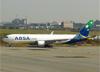 Boeing 767-316FER, PR-ABD, da ABSA Cargo Airline. (28/08/2013)