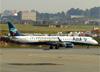 Embraer 195AR, PR-AYF, da Azul. (28/08/2013)