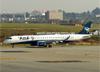 Embraer 195AR, PR-AXN, da Azul. (28/08/2013)