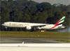 Boeing 777-31HER, A6-EGI, da Emirates Airline. (28/08/2013)