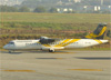 ATR 72-600 (ATR 72-212A), PR-PDC, da Passaredo. (28/08/2013)
